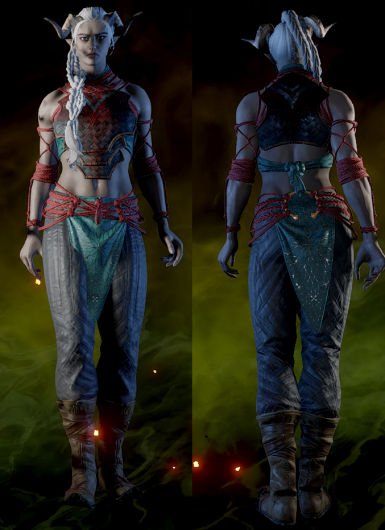 Qf Multiplayer Armor Edits And Qunari Body De Shine At Dragon Age Inquisition Nexus Mods And Community Male lavellan/cassandra to cement their alliance with the inquisition, a qunari delegation is arriving at skyhold. dragon age inquisition nexus mods