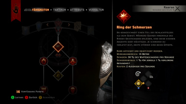 All Skill Trees for Inquisitor