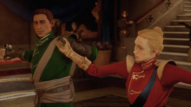 Frosty Padme's Alistair Mods Complexions and Dancing with Alistair in Wicked Eyes and Wicked Hearts