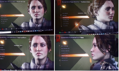 a couple screenshots of the sliders. 32 sliders total