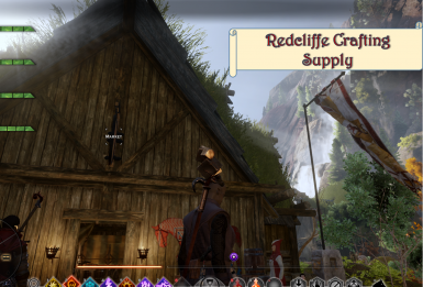 Redcliffe Crafting Supply