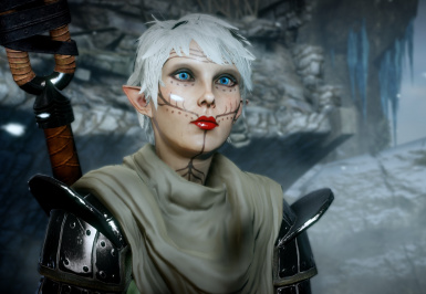 Cute Female Elf (Mage and Warrior