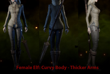 Custom Body Models
