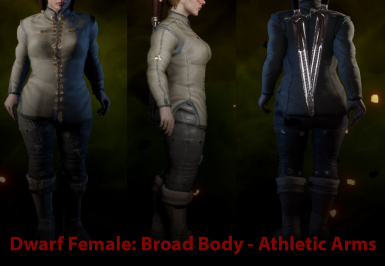 DF Broad with Athletic Arms