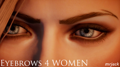 Eyebrows 4 Women and Katherine Face Texture