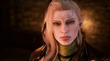 Iona Lavellan sliders