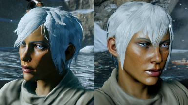 marian hairstyle on inquisitor
