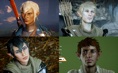 hawke styles for elves