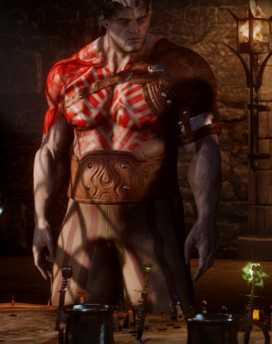 how to change appearance in dragon age inquisition