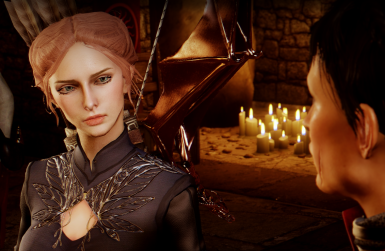Isabelle Lavellan - A Female Elf at Dragon Age ... | 576 x 377 png 100kB