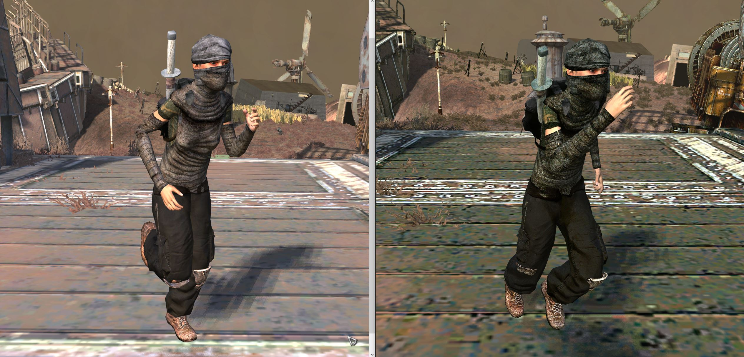 Enhanced textures mod, has anyone used it before? : Kenshi