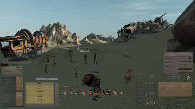 Kenshi UI Recoloring Chart at Kenshi Nexus - Mods and Community