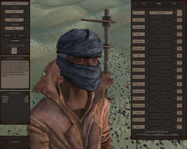 Mod categories at Kenshi Nexus - Mods and Community