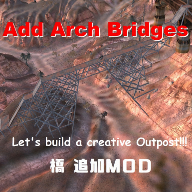 Arch Bridges (Add New Bridges)
