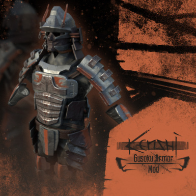 Gusoku Armor Set at Kenshi Nexus - Mods and Community
