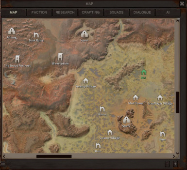 Simple Map Markers at Kenshi Nexus - Mods and Community
