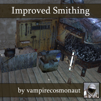 Improved Smithing - New Weapon Variety - Version 2