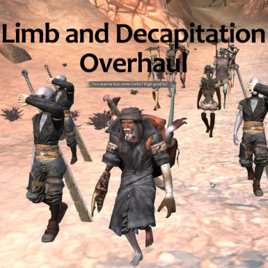 Limb and Decapitation Overhaul at Kenshi Nexus - Mods and