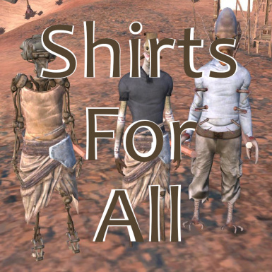 Shirts For All