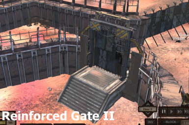 Reinforce The Gate