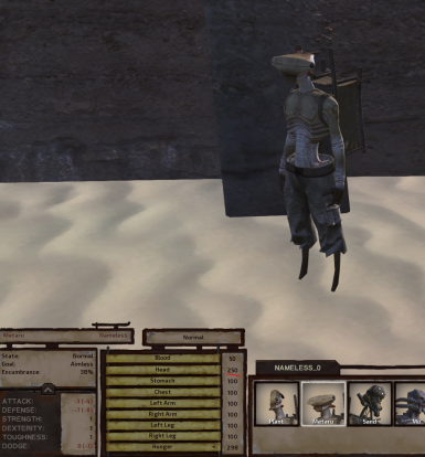 Lore friendly race balance patch at Kenshi Nexus - Mods and