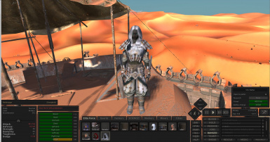 Apachii Skyhair for Kenshi