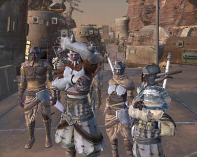 Desertpunk ReShade based on Illustrated by Microdegree at