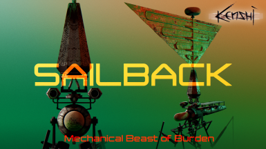 Sailbacks - Mechanical Beasts of Burden