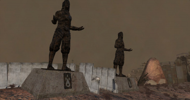 Holy Statues