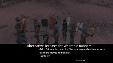 Wearable Banners - Extra
