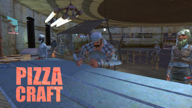 Founding a pizza parlor!