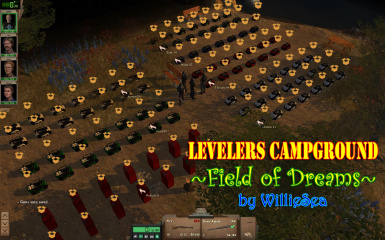 Levelers Campground - Field of Dreams