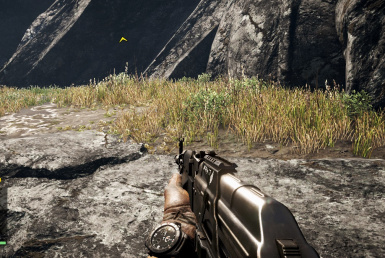 FC 4 Far Cry 4 Blur Depth Of Field DOF remover disabler