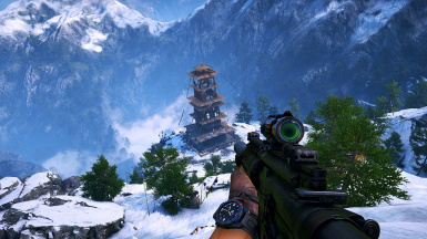 Far Cry 4 Enhanced Weapons AND Attachments Mod
