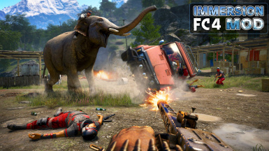 FC4 Far Cry 4 Immersion Mod