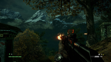 Far Cry 4 No Bullet Tracer