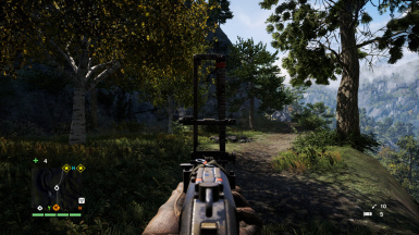 Small Mods for Far Cry 4