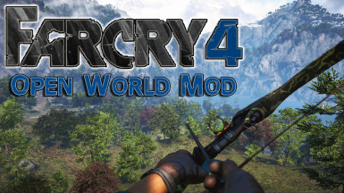 FC4 - Open World Mod converted to the GP Mod