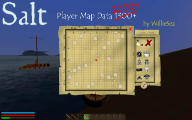 WillieSea's Player Map 2000 Plus
