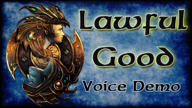 Shaunzy's Custom Voice Pack 2 - Lawful Good