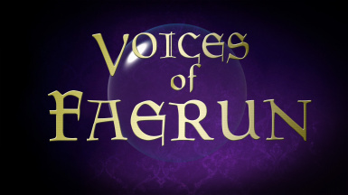 Voices of Faerun - 6 Male Player Character Voices