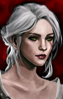 Cirilla Portraits and voice soundsets