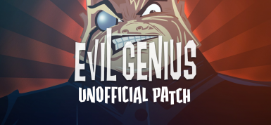 Unofficial Evil Genius Patch by Planet Evil