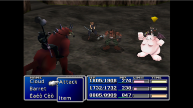 New character models at Final Fantasy 7 Nexus - Mods and community