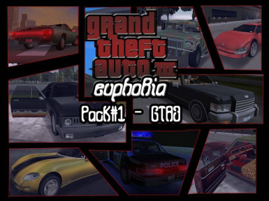 HD GTA Pack#1 - GTA3