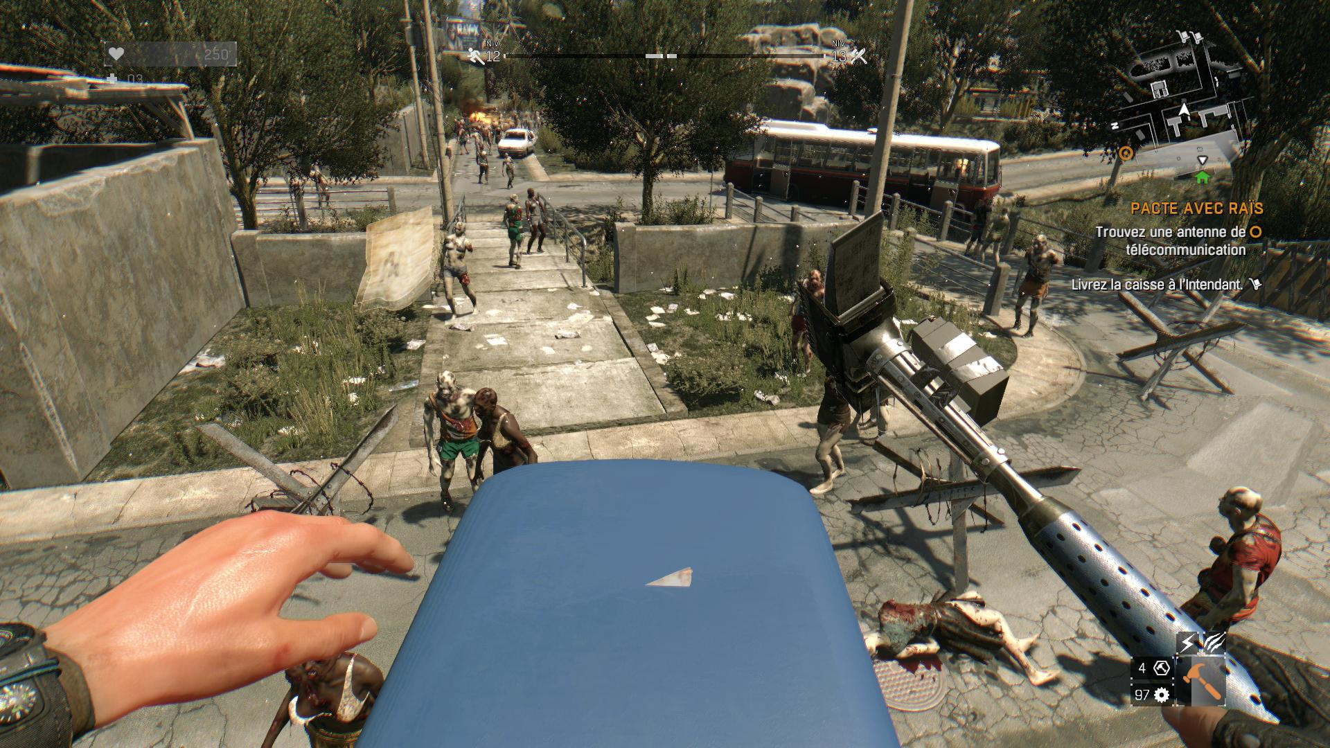 Ultimate Ninja and Booster mod 129 at Dying Light Nexus Mods