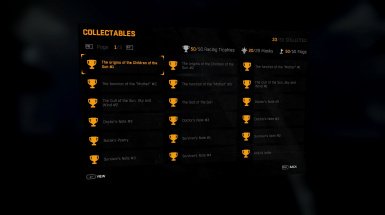 Auto-Collect All Collectibles at Dying Light Nexus - Mods and community