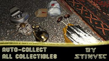 Auto-Collect All Collectibles