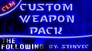 CLM Weapon Pack