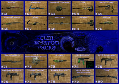 CLM-WP Weapons 61-80